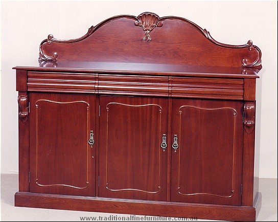 3Door Regency Chiffonier