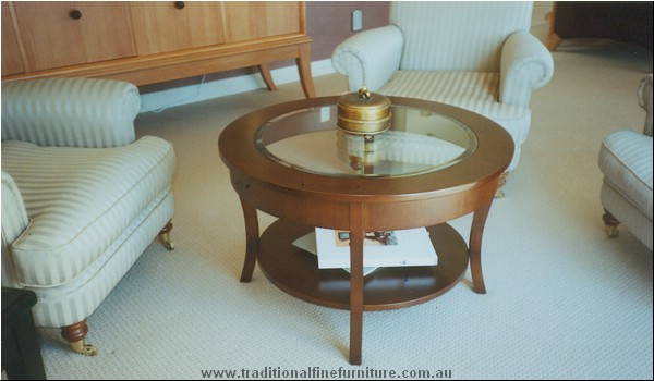 700 Round Coffee Table