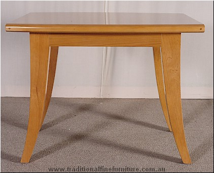 Beech Lamp Table