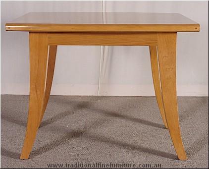 Beech Lamp Table