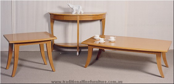 Beech Timber Top Range