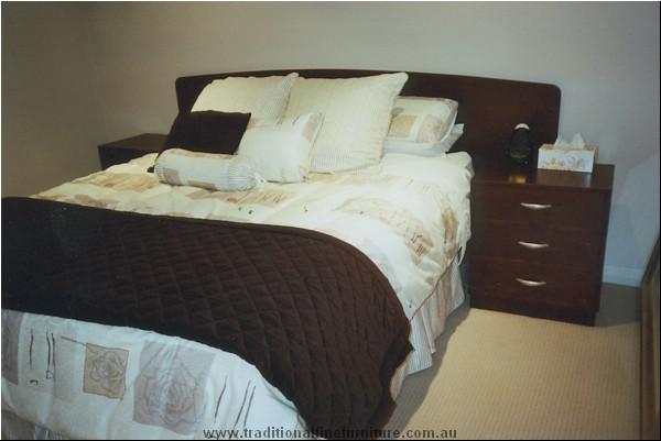 Chocolate Beech Bedroom