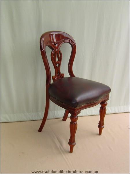 Harp Back Chair