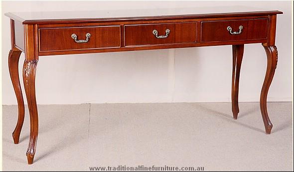 Louis XV Sofa Table