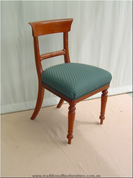 Regency Rail Back Chair